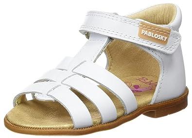 44175fff30e5 Pablosky Girls  004800 Open Toe Sandals  Amazon.co.uk  Shoes   Bags