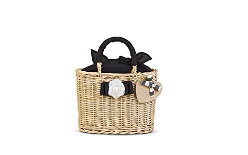 enorme inventario stili diversi migliore a buon mercato Emanuela Biffoli Borsa in midollino: Amazon.it: Scarpe e borse