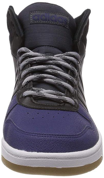 newest a2e2c 364be adidas Herren Hoops 2.0 Mid Gymnastikschuhe adidas Amazon.de Schuhe   Handtaschen