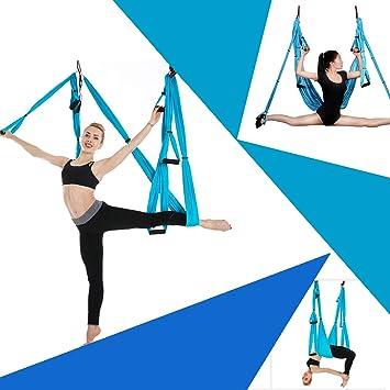 Sinbide Hamaca de Yoga, Hamaca para Aerial Yoga/Aerial Yoga ...