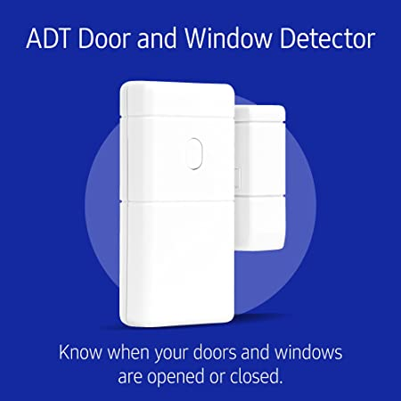 Samsung SmartThings ADT Wireless Home Security Starter Kit with DIY Smart Alarm System Hub, Door and Window Sensors, and Motion Detector - Alexa ...