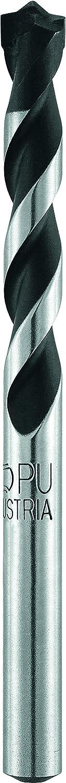 Alpen 9081820 Broca Widia Profesional Betó n 6,00 mm (Blister de 1 Pieza), 6mm 18800600100