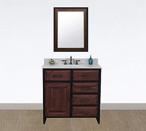 InFurniture WK8836-BR AP TOP Bathroom