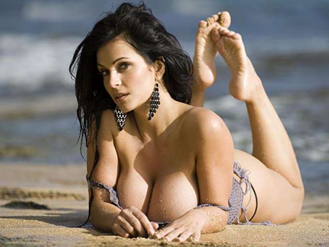Denise milani sexy photo