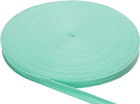Black Penta Angel Twill Tape Ribbon 50Yards 3//8 Inch Wide Cotton Wedding Bag Belt Herringbone Bias Binding Tape Strapping Apron Sewing Band for Crafts DIY Gift Wrapping
