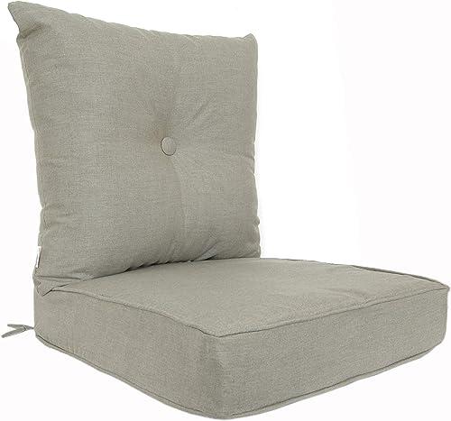 RULU 02187 Patio Cushion Outdoor/Indoor Sunbrella
