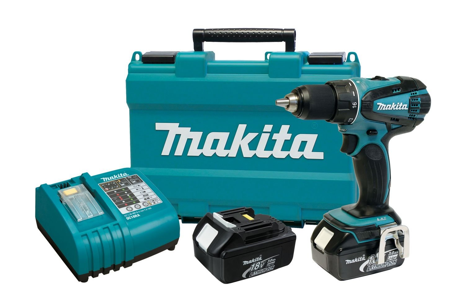 Makita LXFD01 18V LXT Lithium-Ion Cordless 1 2 Inch Driver-Drill Kit Discontinued by Manufacturer