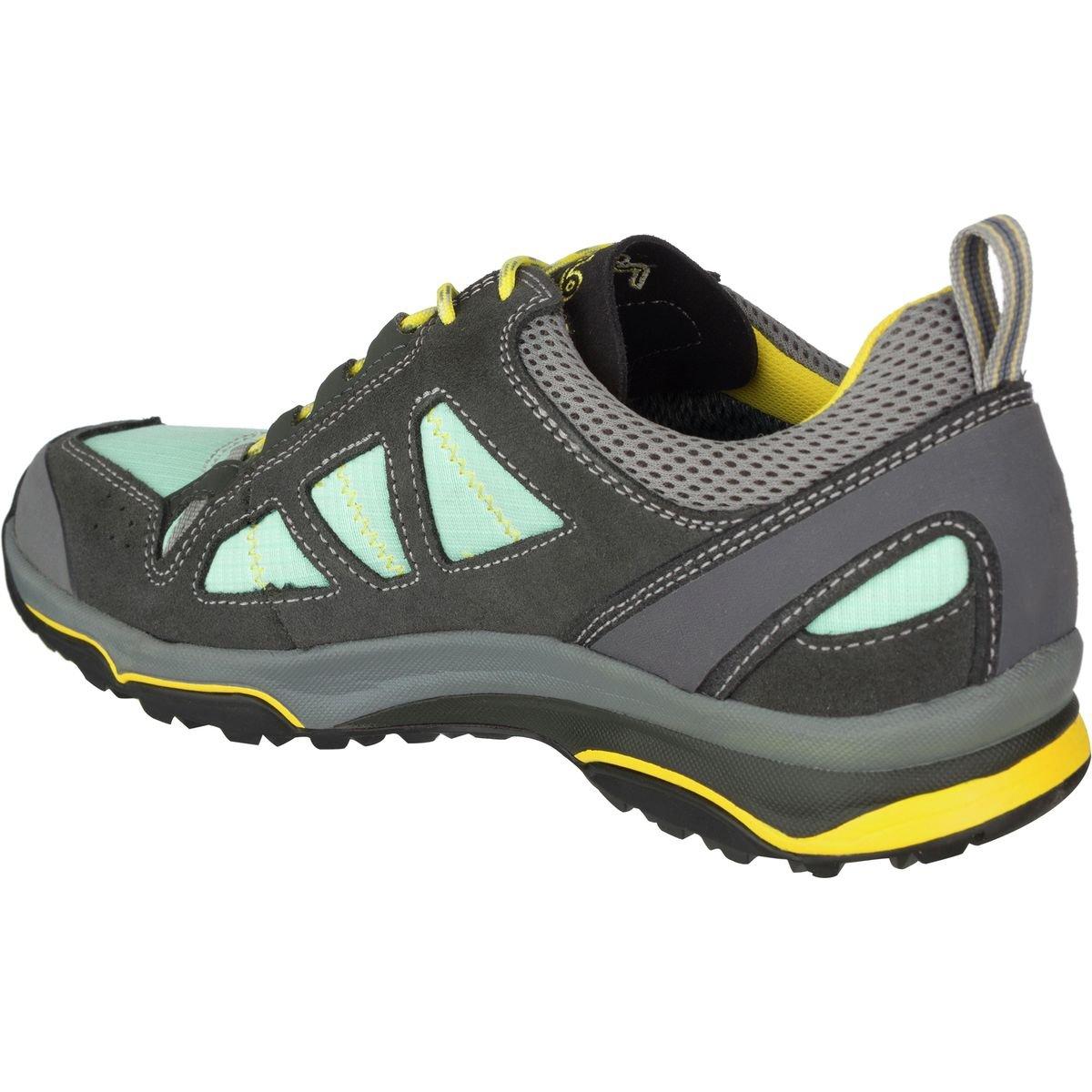 Asolo Megaton GV GTX Hiking Shoe - Women's-Graphite/Pool A40011-Graphite/Pool Side-6.5 by Asolo (Image #3)