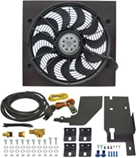 Replacement Radiator Fan Shroud 1997 To 2006 For Jeep Wrangler Tj 4.0L 17102.05