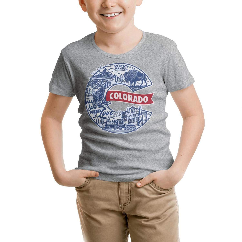 All You Need is Love Fashion Boys Tshirts for Youth Websi Wihey Colorado