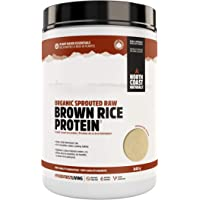 North Coast Naturals I Organic Sprouted Raw Brown Rice Protein 840 g