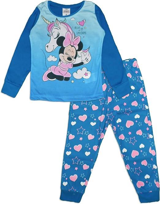 Minnie Mouse Niñas Pijama Largo Unicornio: Amazon.es: Ropa y ...