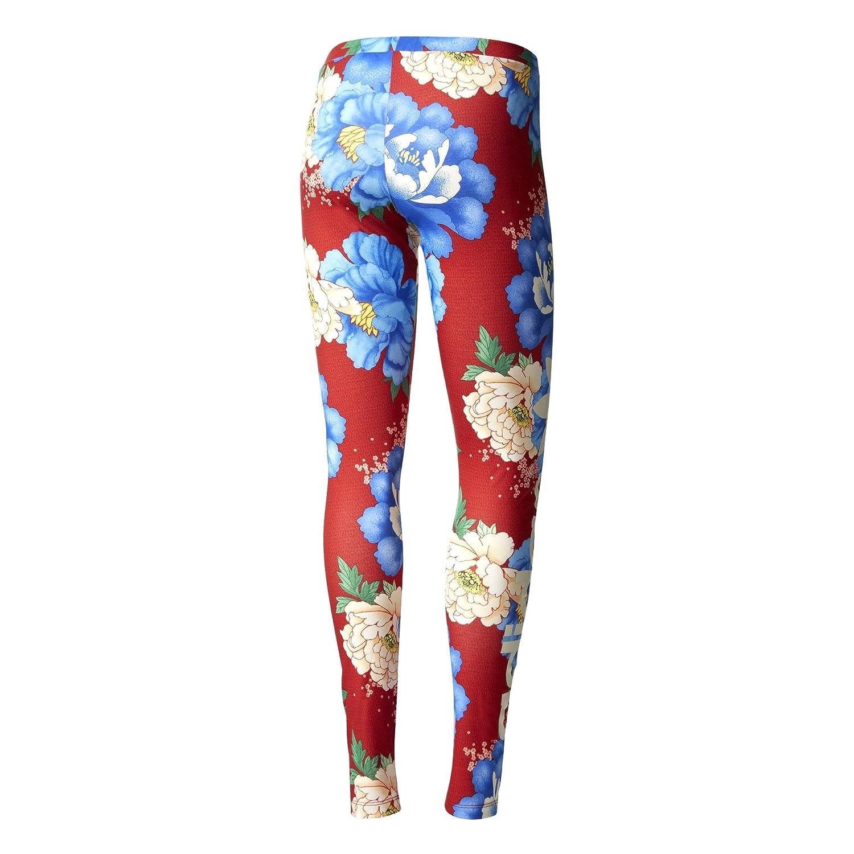 25cf7c129c0 Amazon.com: adidas Originals Farm Womens Chita Floral Linear Leggings Gym  Tight (XS/S): Clothing
