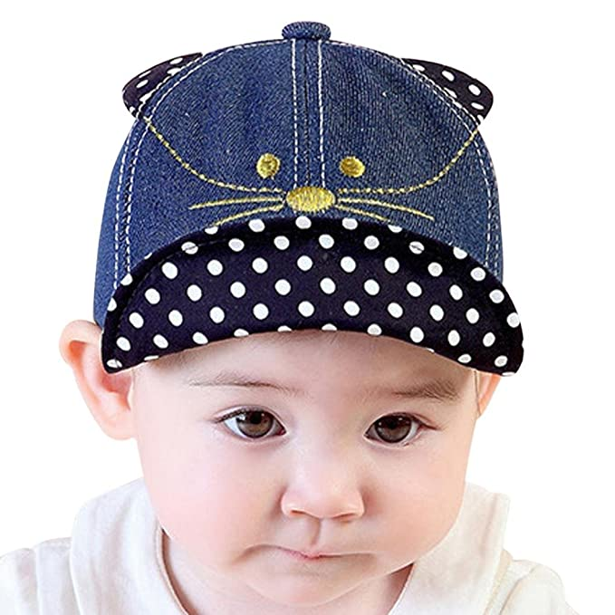 erthome Baby Hut Kappe, Kinder Niedliches Säugling Baby Kinder ...