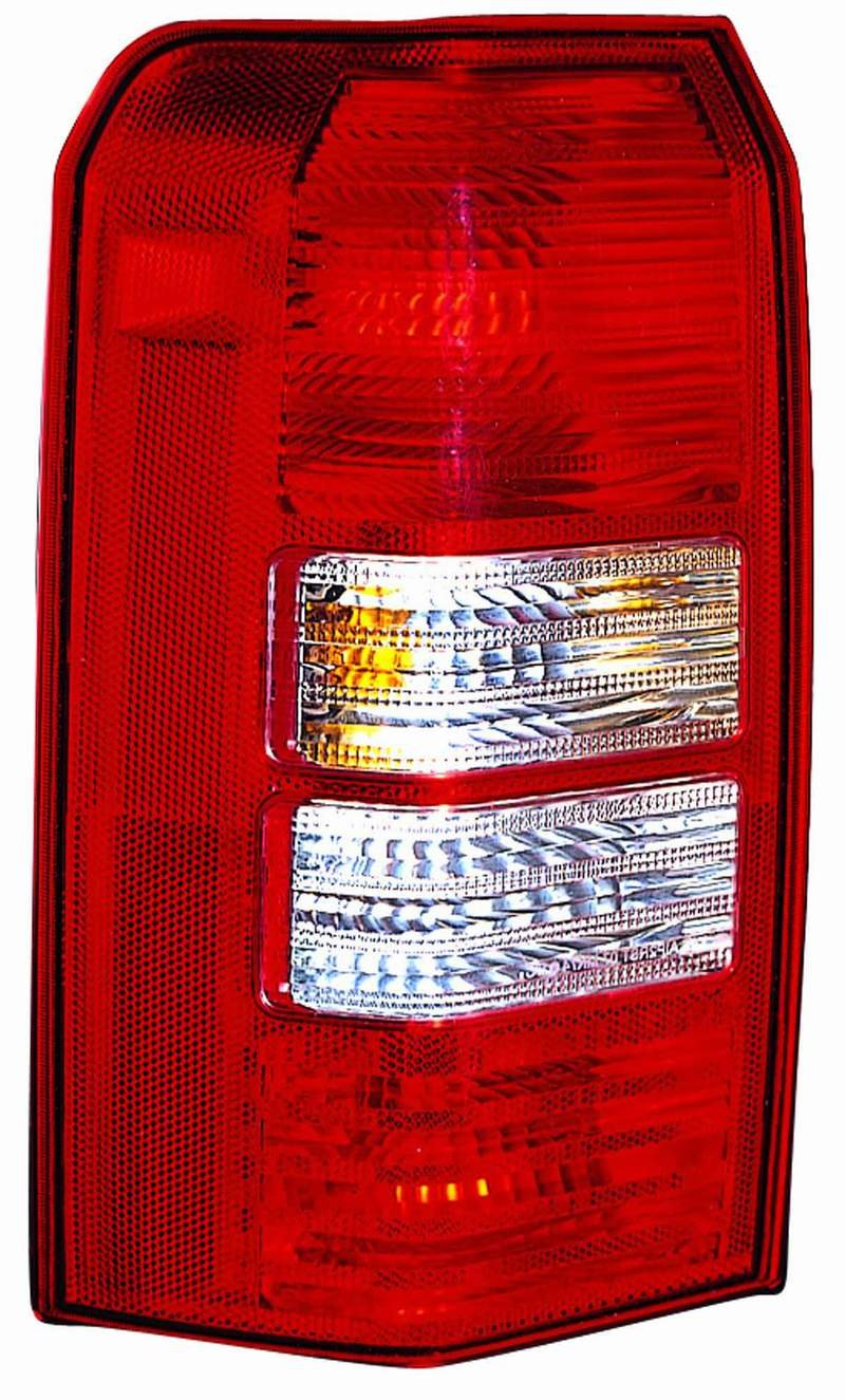 Depo 333-1946L-USN Jeep Patriot Driver Side Replacement Taillight Unit without Bulb 02-00-333-1946L-USN