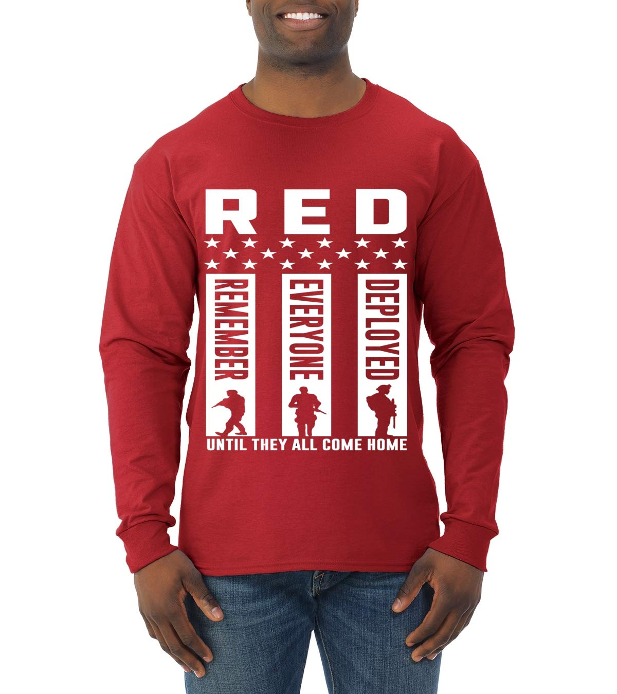 Remember Everyone Deployed Military S American Pride T Shirt 2612