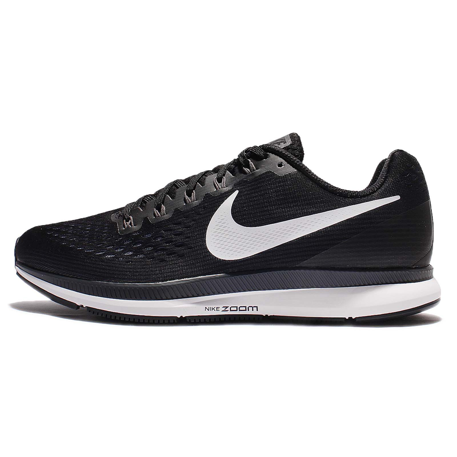 c911a72056073 Galleon - Nike Men's Air Zoom Pegasus 34 Running Shoes (14, Black-M)