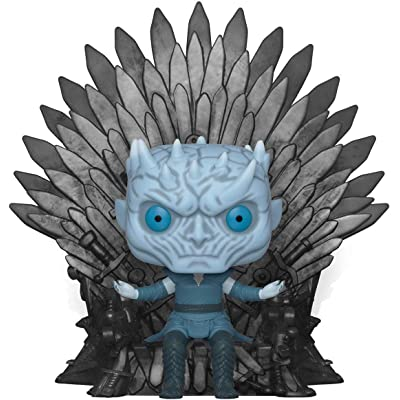 Funko POP! Deluxe: Game of Thrones - Night King Sitting on Throne: Toys & Games