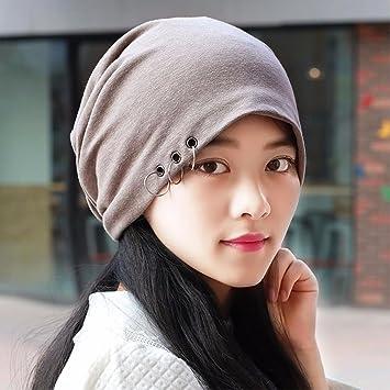 Yisanling Mz Männer Frauen Universal Hohe Elastische Schal Cap Frau