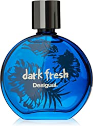 Desigual - Mens Perfume Dark Fresh Man Desigual EDT