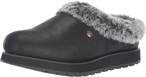 skechers slippers memory foam