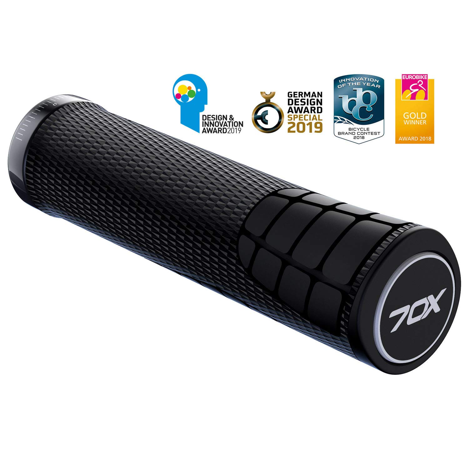 SQlab 7OX Gravity/Performance Bicycle Handlebar Grips