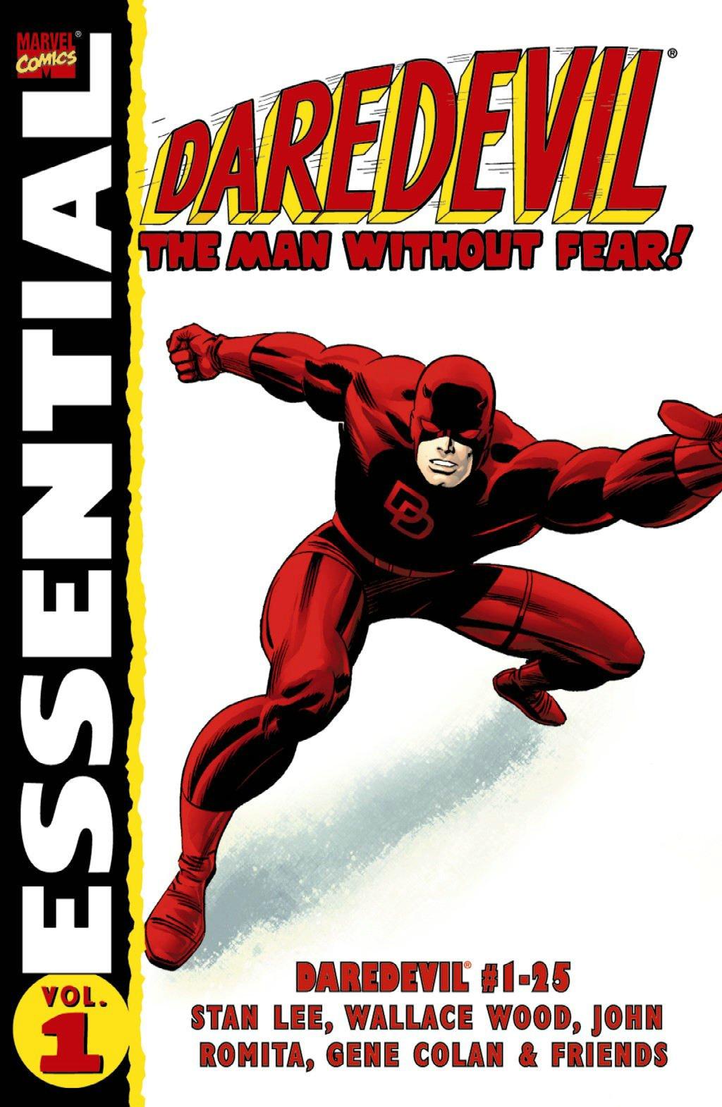 Download Essential Daredevil, Vol. 1 (Marvel Essentials) (v. 1) PDF