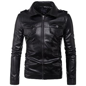Hombres chaqueta hombre de otoño e invierno abrigo chaqueta Moto ropa de invierno Chaqueta invierno cálido
