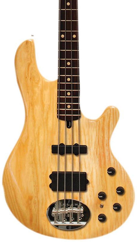 Lakland Skyline 44-02 4-String Bass Natural Rosewood Fretboard