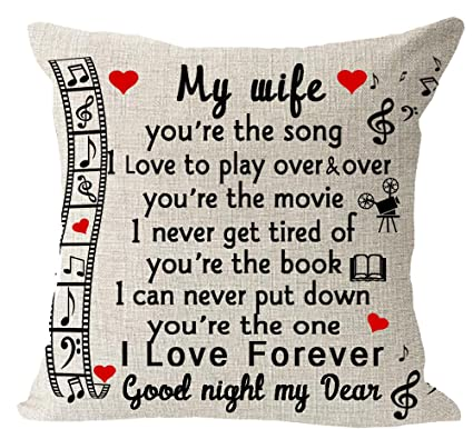 Amazon com: Best gift wife you are the song movie book i