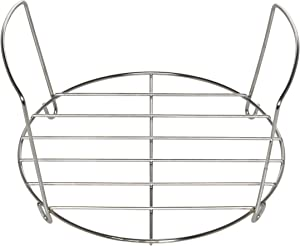 Instant Pot Stainless Steel Official Wire Roasting Rack, Compatible with 6-quart and 8-quart cookers