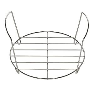 Instant Pot 5252282 Stainless Steel Official Wire Roasting Rack, Compatible with 6-quart and 8-quart cookers
