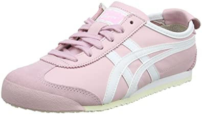 top fashion bee78 46f4b ASICS Women's Onitsuka Tiger Mexico 66 Low-Top Sneakers ...