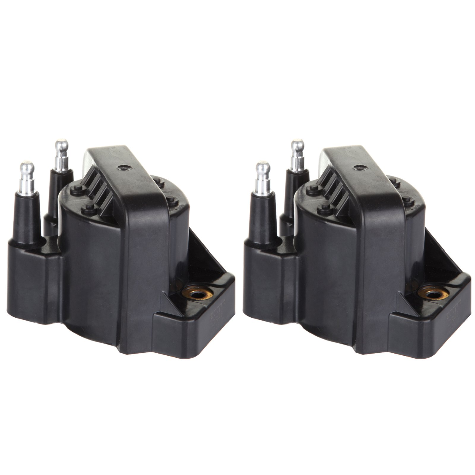 SCITOO Set of 2 Ignition Coils Fit 91 92 Saturn SC SC1 SC2 SL SL1 SL2 SW1 SW2 DR46T 1219 16167763 by SCITOO