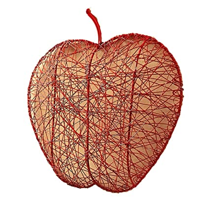 Amazon.com: Red Wire Apple Fruit Bowl - Mira (Bowl): Home ...