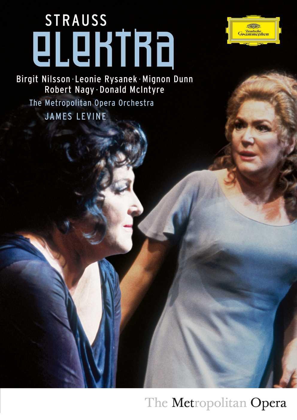 DVD : Birgit Nilsson - Elektra (Widescreen, Subtitled)