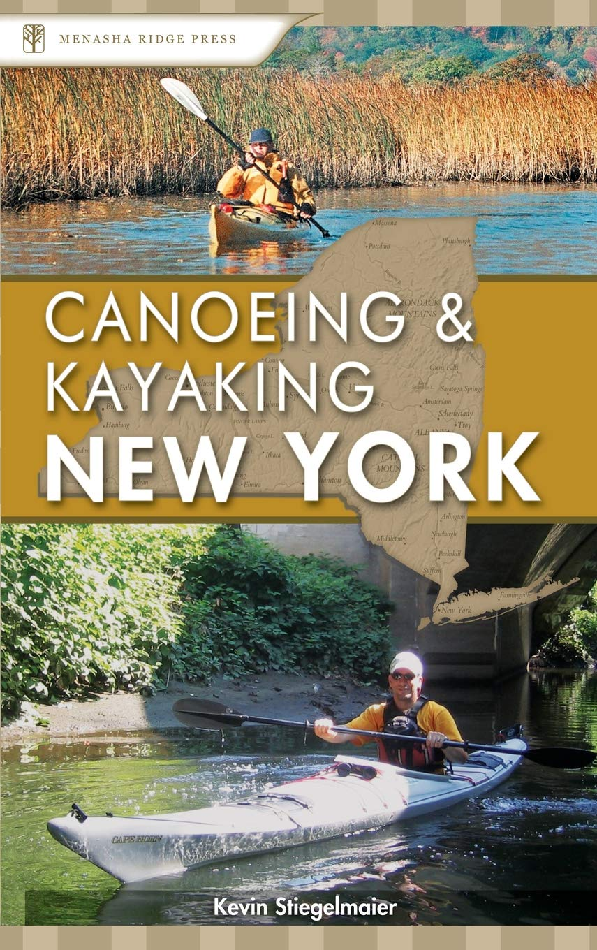 Canoeing and Kayaking New York (Canoe and Kayak Series) PDF