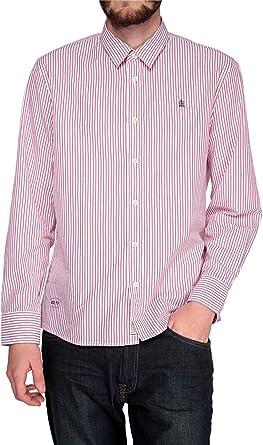 Pepe Jeans Camisa Casual - Para Hombre a Rayas XL: Amazon.es: Ropa y accesorios
