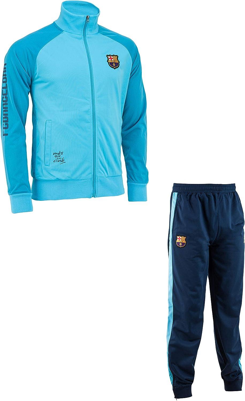 Erwachsenengr/ö/ße offizielles Produkt von FC Barcelona f/ür Herren Trainingsanzug Bar/ça
