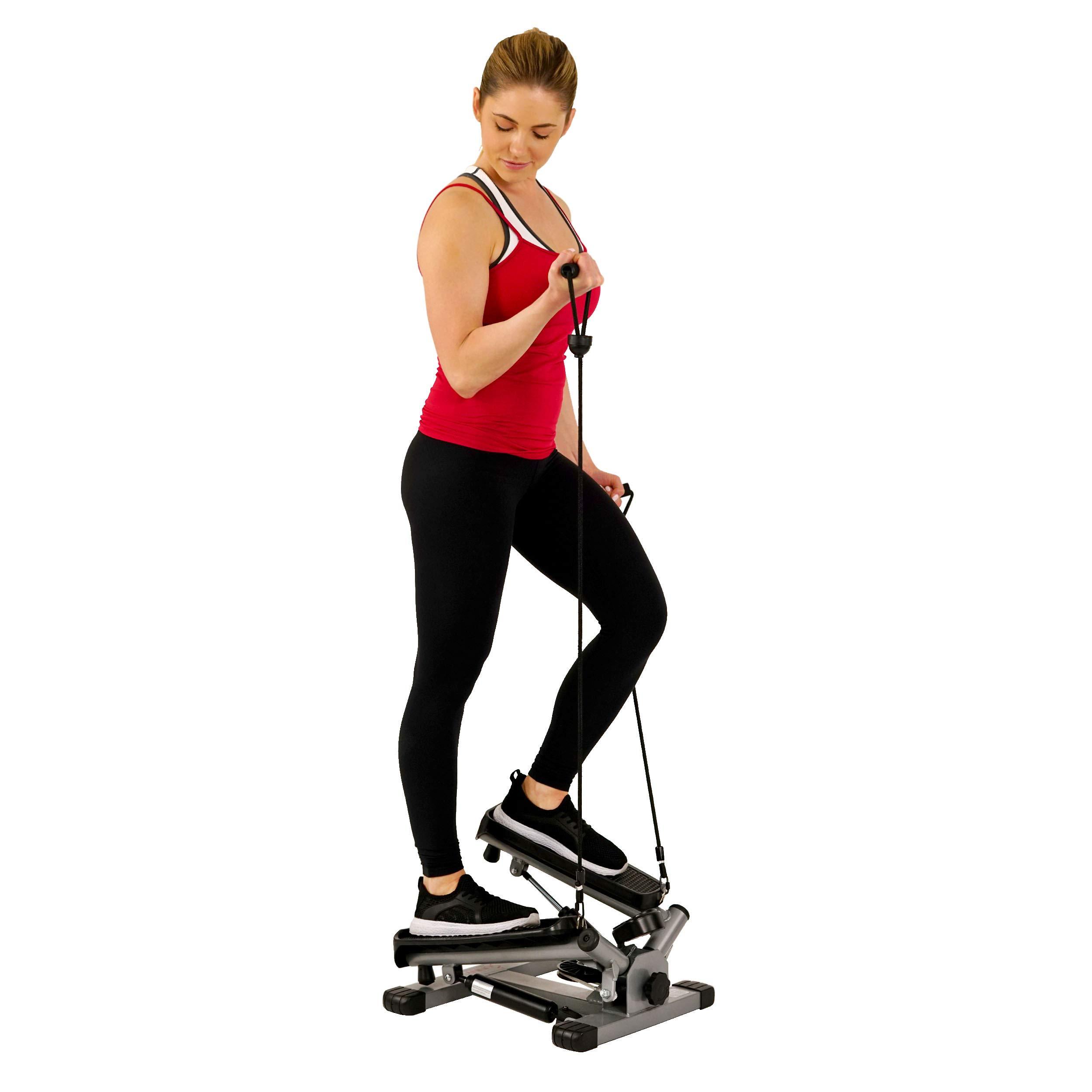 Sunny Health & Fitness Twist Stepper – NO. 045
