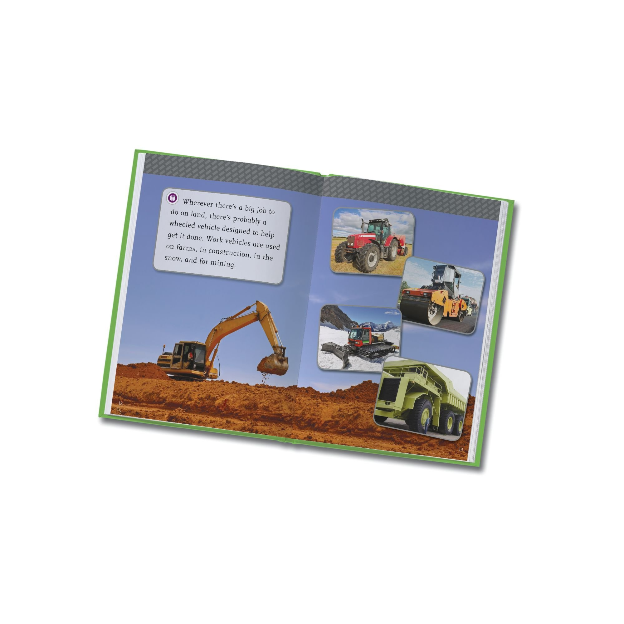 LeapFrog LeapReader Book: Let's Explore Things That Go! (works with Tag) by LeapFrog (Image #6)