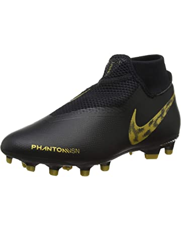 d48b79a0e Nike Unisex Adults  Phantom Vsn Academy Df Fg Mg Footbal Shoes