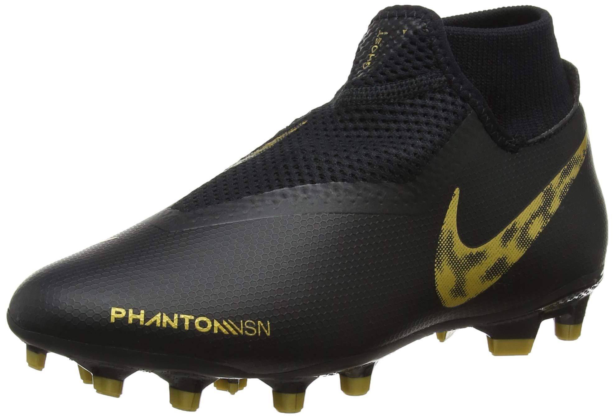 Nike Phantom VSN Academy DF FG/MG-Black-Gold 6.5