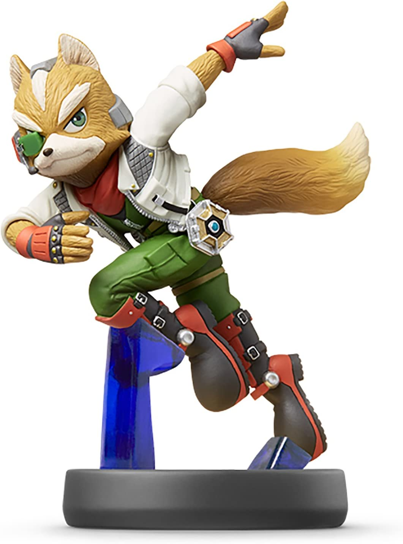 Fox amiibo - Japan Import (Super Smash Bros Series)