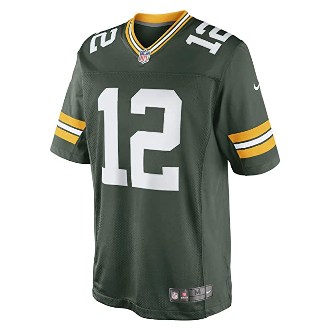 best service b8cc3 43417 Amazon.com : Nike Mens Green Bay Packers Limited Team Jersey ...
