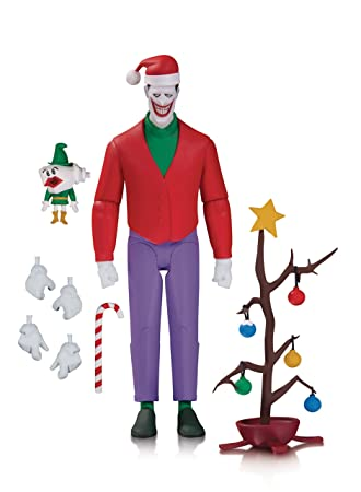 Batman jun160385 animierten Serie Weihnachten mit der Joker Action ...