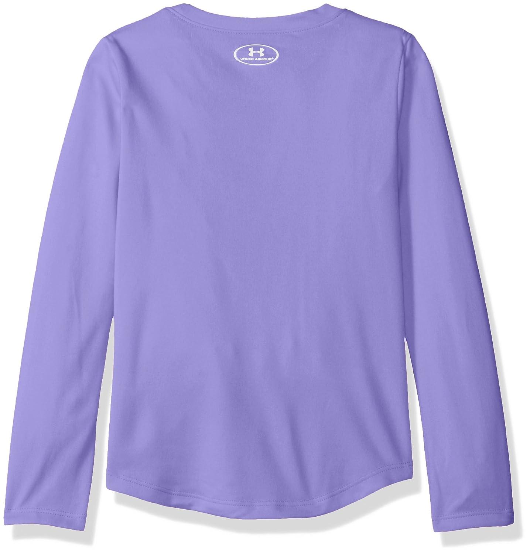 Under Armour Girls UA Long sleeve T-shirt