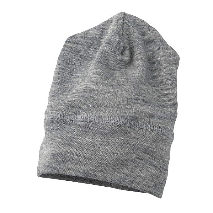 bfb626aaa6d Engel Merino Wool Silk Baby hat Beanie Cap Thin Newborn 70 5540   Amazon.co.uk  Clothing