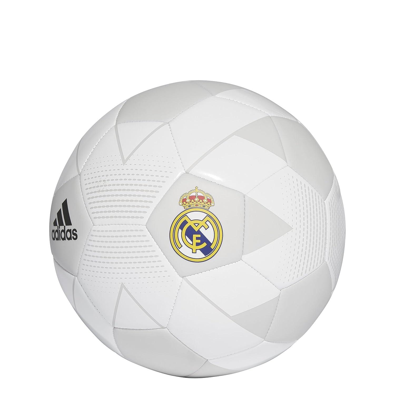 adidas Real Madrid Fbl Balón, Hombre: Amazon.es: Deportes y aire libre
