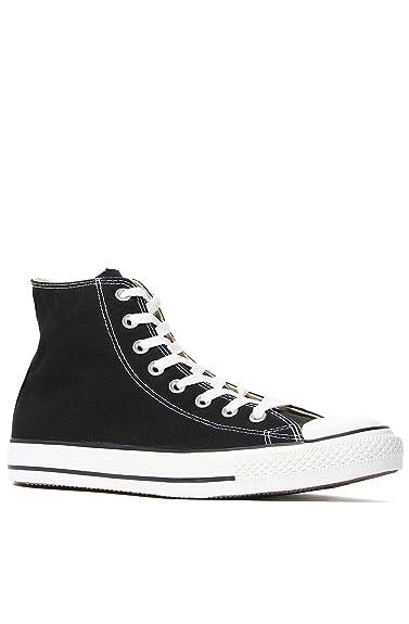 4626d208b99 Converse Chuck Taylor Hi Top Black Shoes M9160 Mens 9